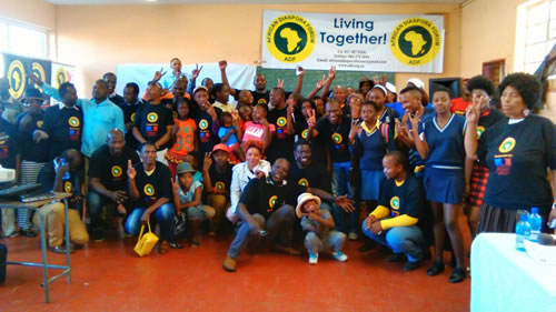 Orange Farm Social Cohesion Project