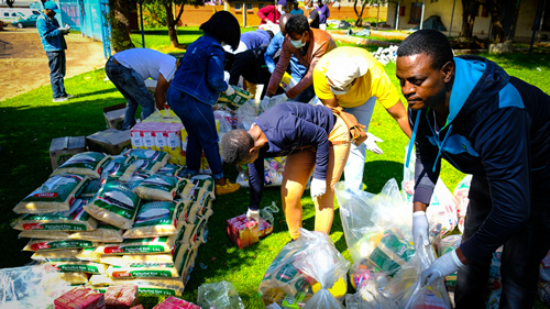ADF helps the community