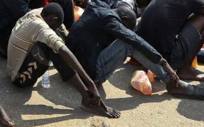 ADF Statement on Slave Trade in Libya