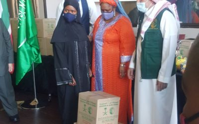 Saudi humanitarian org donates food relief to 15 000 vulnerable South Africans