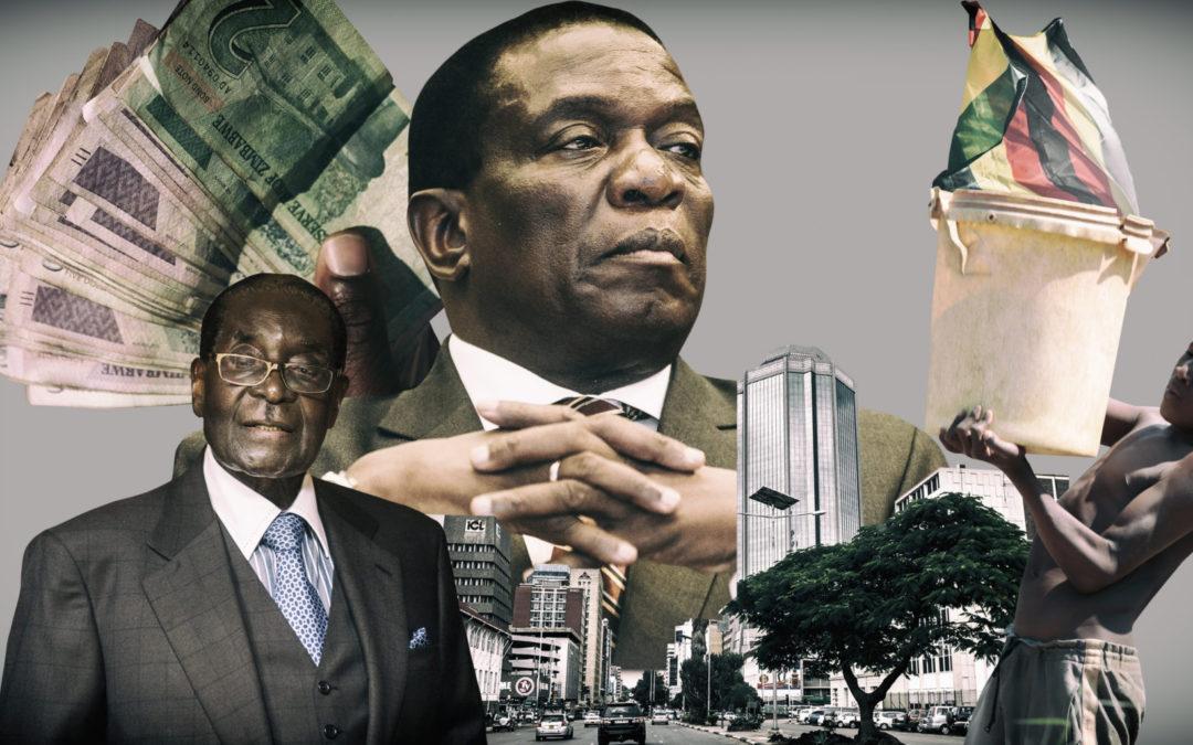 Daily Maverick report on Zimbabwe State Capture gains international attention