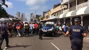 Durban attacks worry SAHRC