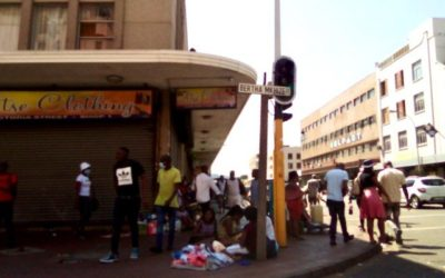 """""""It is a sin that South Africans can do this to their fellow Africans"""" says witness to Durban violence"""