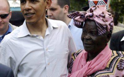 Obama's Kenyan 'granny' dies aged 99