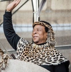 ADF MOURNS KING GOODWILL ZWELITHINI