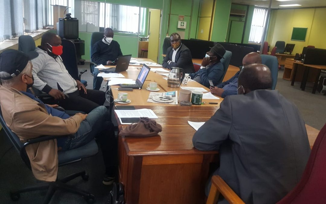 In Pictures: ADF Executive Committee members in meeting